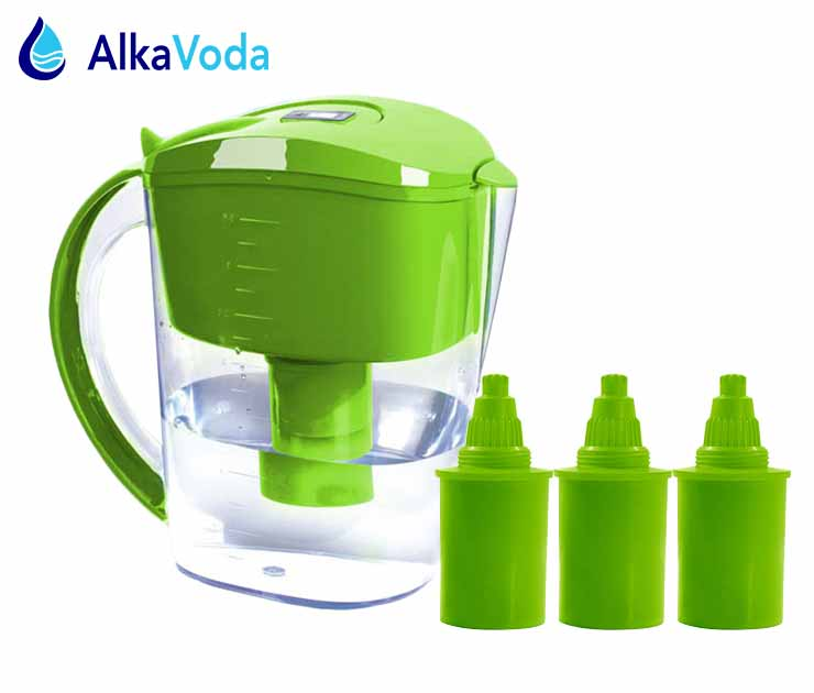 Grand Alkaline Water Pitcher