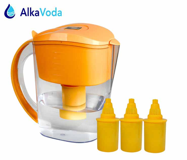 Alkaline Filter Water Jug